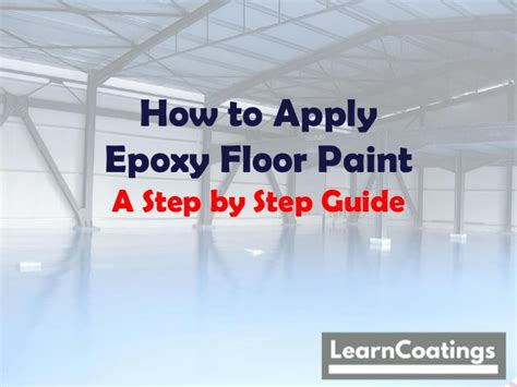 epoxy flooring how to gurus floor
