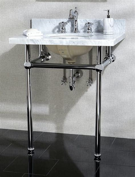 bathroom sink legs bathroom sink legs 28 images metallic console sinks