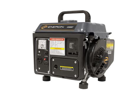 energin 51769 1250xl portable generator 2 stroke ohv engine