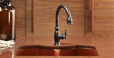 venetian bronze kitchen faucet best rubbed bronze