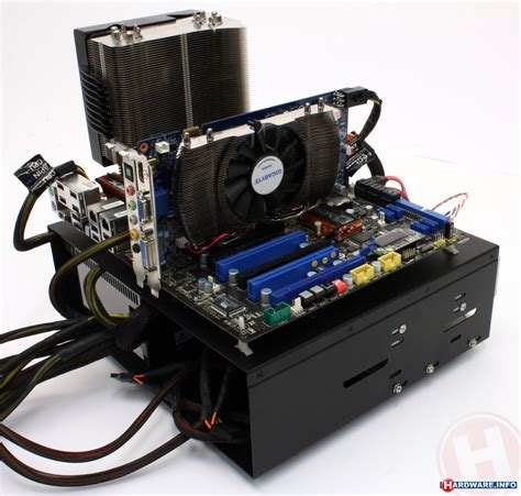 what is a bench test cooler master test bench v1 0 cl 001 kkn1 photos kitguru united kingdom