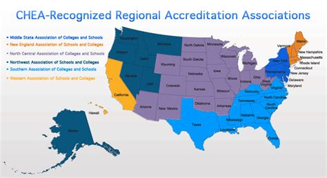 Accredited Mba Programs In Usa by Accreditation Regionally Accredited