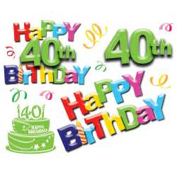 40th birthday quotes for quotesgram