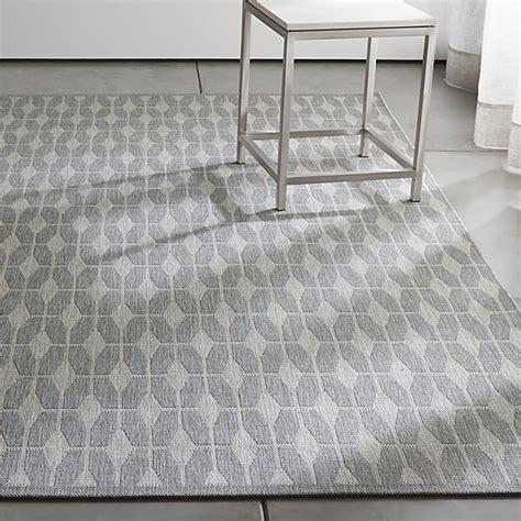 gray indoor outdoor rug aldo grey outdoor rug crate and barrel