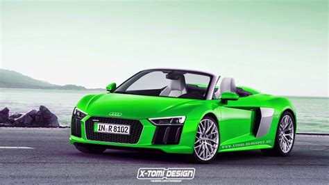 2016 audi r8 wallpaper 2016 audi r8 spyder rendered in different colors