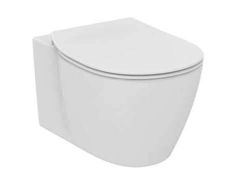 vaso connect ideal standard vaso sospeso con sedile slim connect e7719 ideal standard
