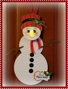 Light crafts on pinterest tea lights battery operated and snowman