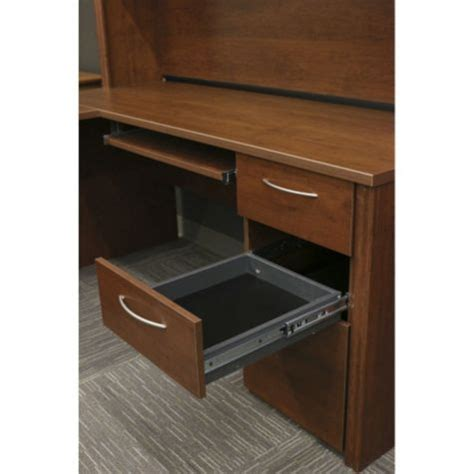 Hutch Contact Number Embassy Computer Credenza W 24 Quot D Hutch By Bestar