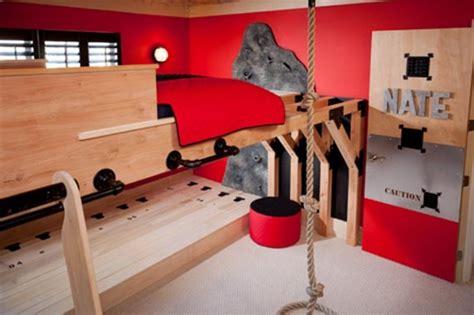 unusual boys room design  secret agent style kidsomania
