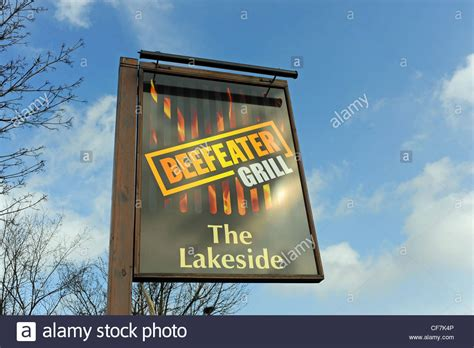 Beefeater Grill Logo by Beefeater Restaurant Stock Photos Beefeater Restaurant