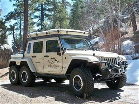 6 Wheel Jeep 14 Best Images About Jeep Wrangler On Trucks