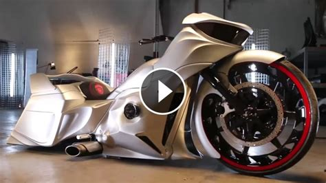 awesome custom jet bike