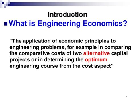 Engineering Economics For Resourcesoriginal eco300 1