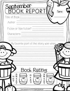 30 Nonfiction Book Reports by Second Grade With The Wears Prada Take Home Reading Freebie Book Report Fiction And