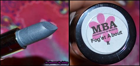 Mba Comsetics by Be Glamorous By Lindsay Mba Cosmetics Haul And Look