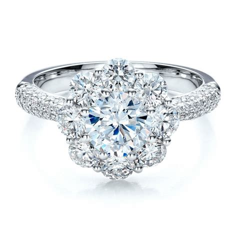halo engagement ring 100007 bellevue seattle