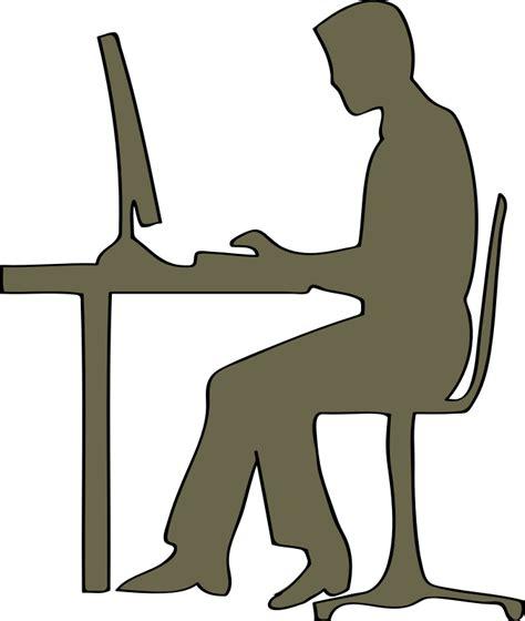 Computer Desk Clipart Clipart Computer Desk