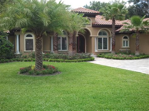 our work jacksonville landscaping and lawn care