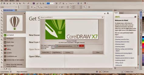fungsi desain grafis corel draw fungsi menu bar corel draw qosyah style our inovation