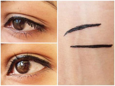 Harga L Oreal Liner Black Lacquer loreal liner black lacquer liquid eyeliner review