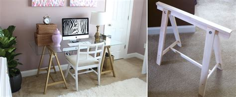 Diy Desk Designs You Can Customize To Suit Your Style Diy Glass Top Desk
