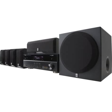 black friday yamaha yht 595bl complete 5 1 channel home