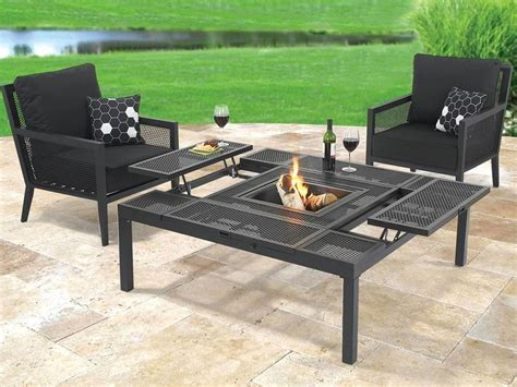 black metal patio coffee table outdoor coffee table design images photos pictures