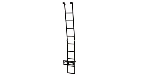 collapsible ladder rack rhino rack folding ladder rfl rhino rack