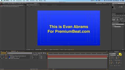 tutorial video karaoke after effects video tutorial karaoke text the beat a