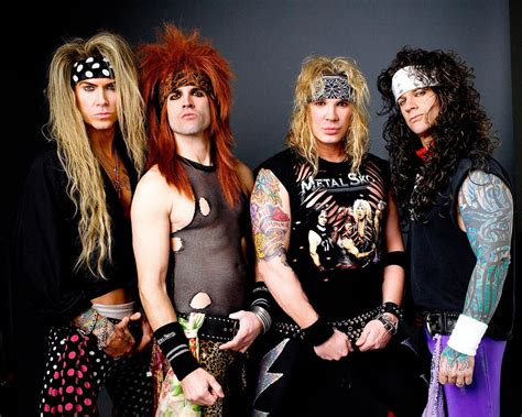 80s Bands by Steel Panther Is A Soft
