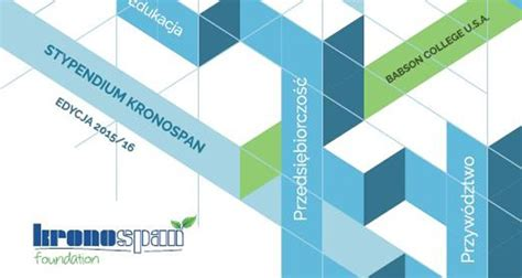 Babson Mba Portal by Stypendium Kronospan Portal Edukacyjny Perspektywy