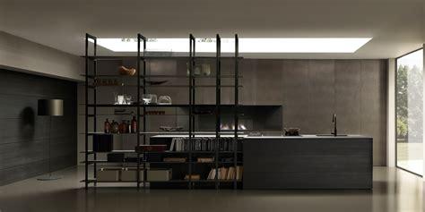 libreria modulnova the design revolution in the kitchen interni magazine
