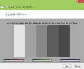 adjust color adjust brightness and contrast on windows 10 desktop