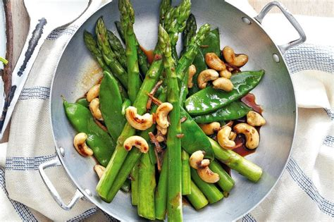 dishes with asparagus asparagus side dish food