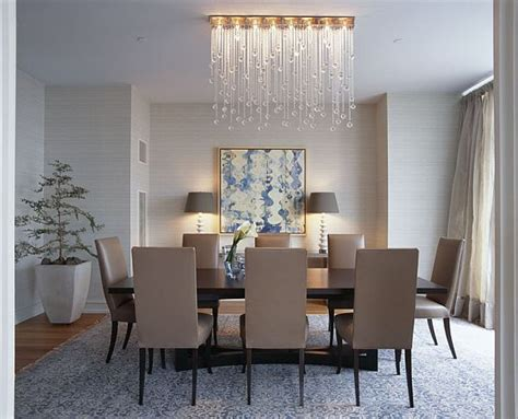dining room with chandelier 17 gorgeous dining room chandelier designs for your