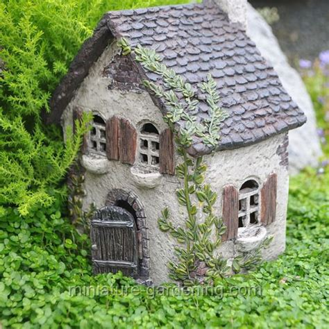 buy a fairy house ivy cottage where to buy miniature and fairy garden houses part i lush little