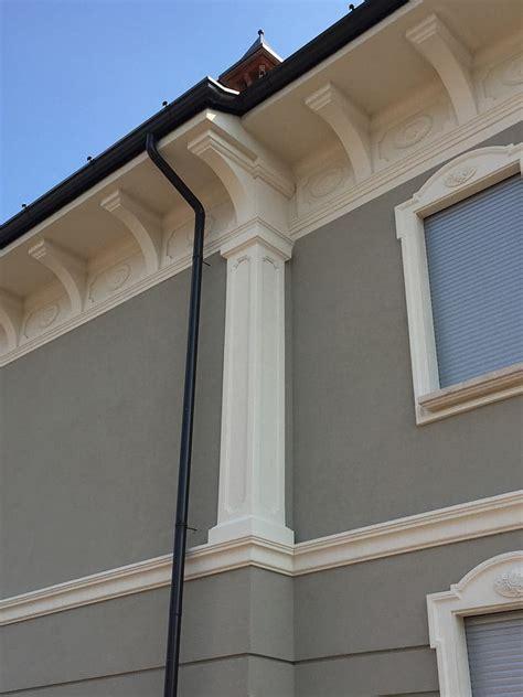 cornici per esterno cornici per esterno lavorazioni polistirolo espanso