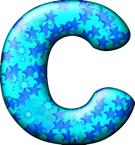 Florida Cool by Presentation Alphabets Party Balloon Cool Letter C