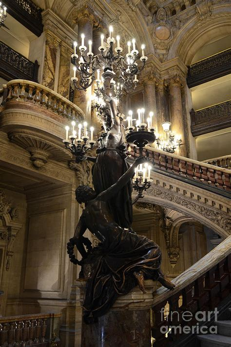 Chandeliers Online Paris Opera House Grand Staircase And Chandeliers Paris