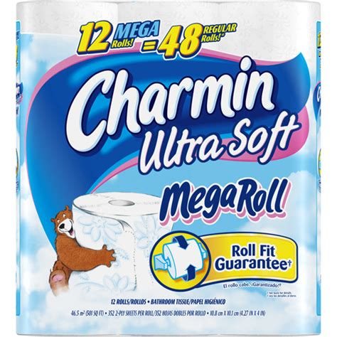 Who Makes Charmin Toilet Paper - charmin mega roll ultra soft toilet paper walmart