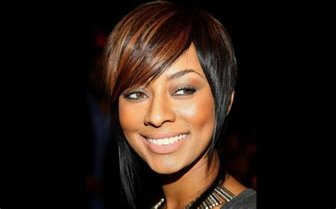 modern black hairstyles with a streak of grey your hair color streak indigo grey violet let these