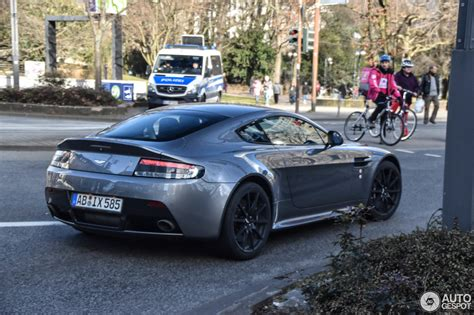 Aston Martin V12 Vantage S by Aston Martin V12 Vantage S 2 March 2017 Autogespot