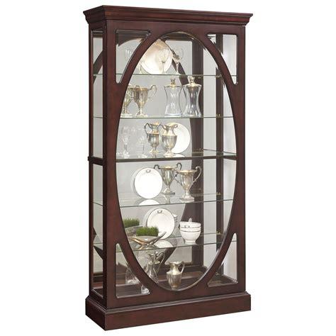 pulaski furniture curio cabinet pulaski furniture curios sliding door curio in sable
