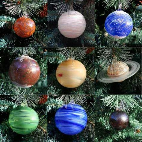 solar system ornaments christmas pinterest