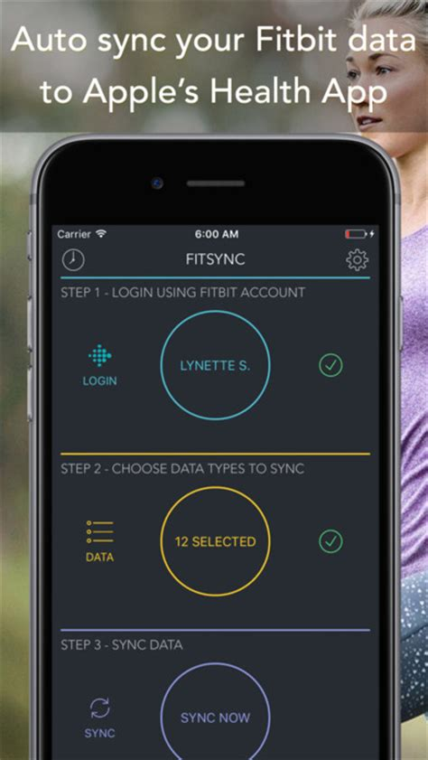 how to sync fitbit to android sync for fitbit fitbit to apple health app android apk