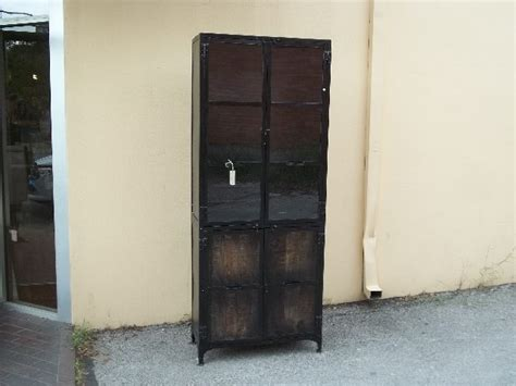 metal cabinet with glass doors metal and wood cabinet with glass doors nadeau