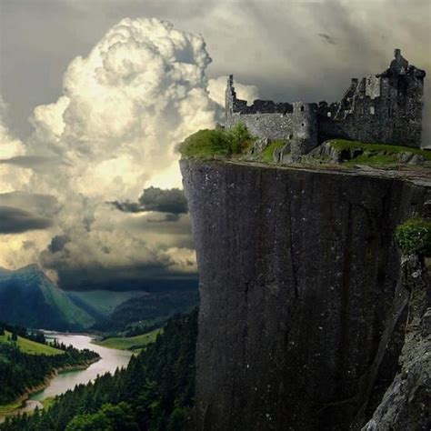 gillian house kauai cliff castle ruins germany beautiful clouds