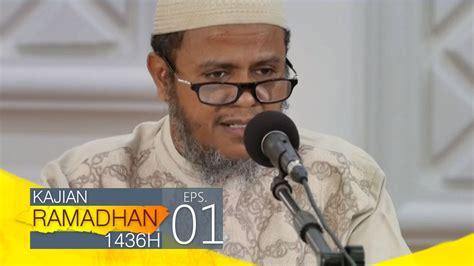 biografi ustadz firanda kajian ramadhan biografi imam muslim ustadz mubarak