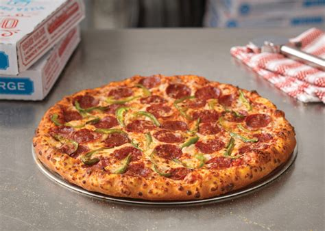 domino pizza large how domino s transformed into an e commerce powerhouse
