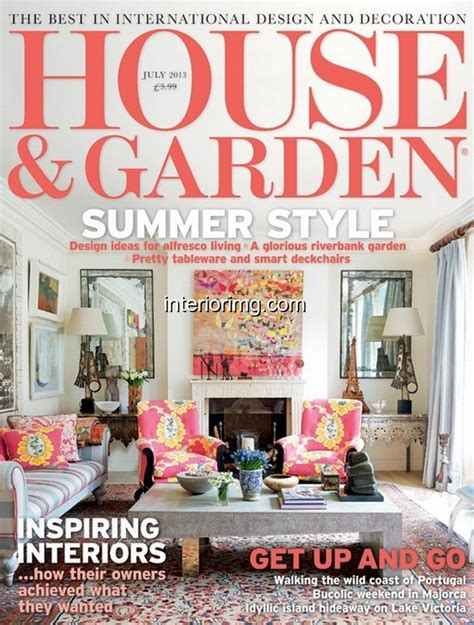 Home Interior Decorating Magazines by Top 10 Design Magazines Uk